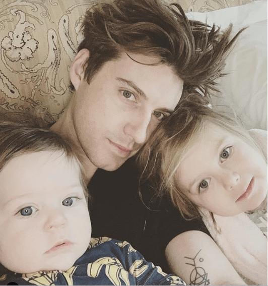 Nate Berkus New Year with Jeremiah and family
