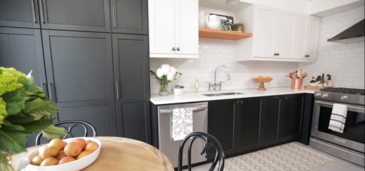 Small Kitchen Makeover On Budget
