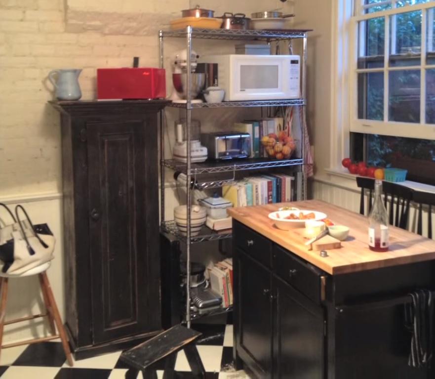 Kitchen Remodel Before Renovation