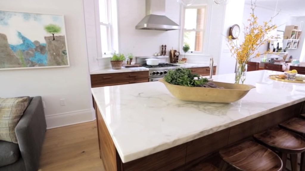 vintage kitchen decor look