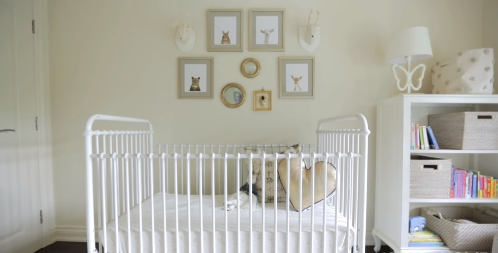 girl bedroom nursery
