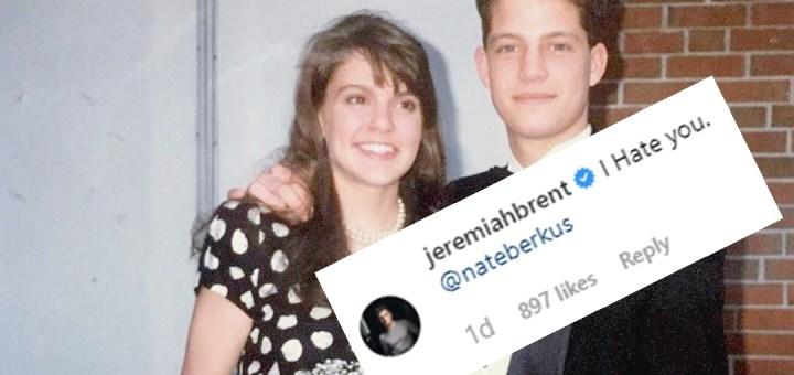 Nate Berkus Jeremiah Brent Instagram