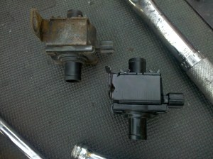 WRX Vapor Canister Purge Valve Replacement Writeup