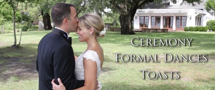Wedding Video Package One