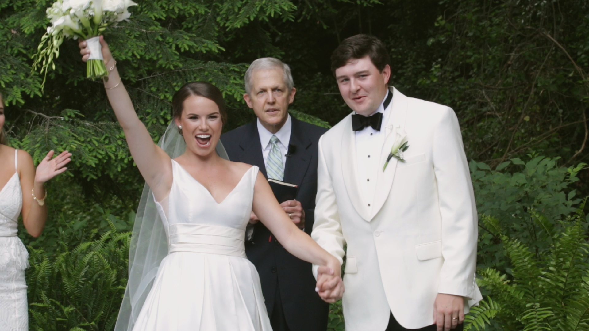 Greenville Covid Wedding Video