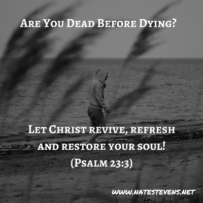 Are You Dead Before Dying?