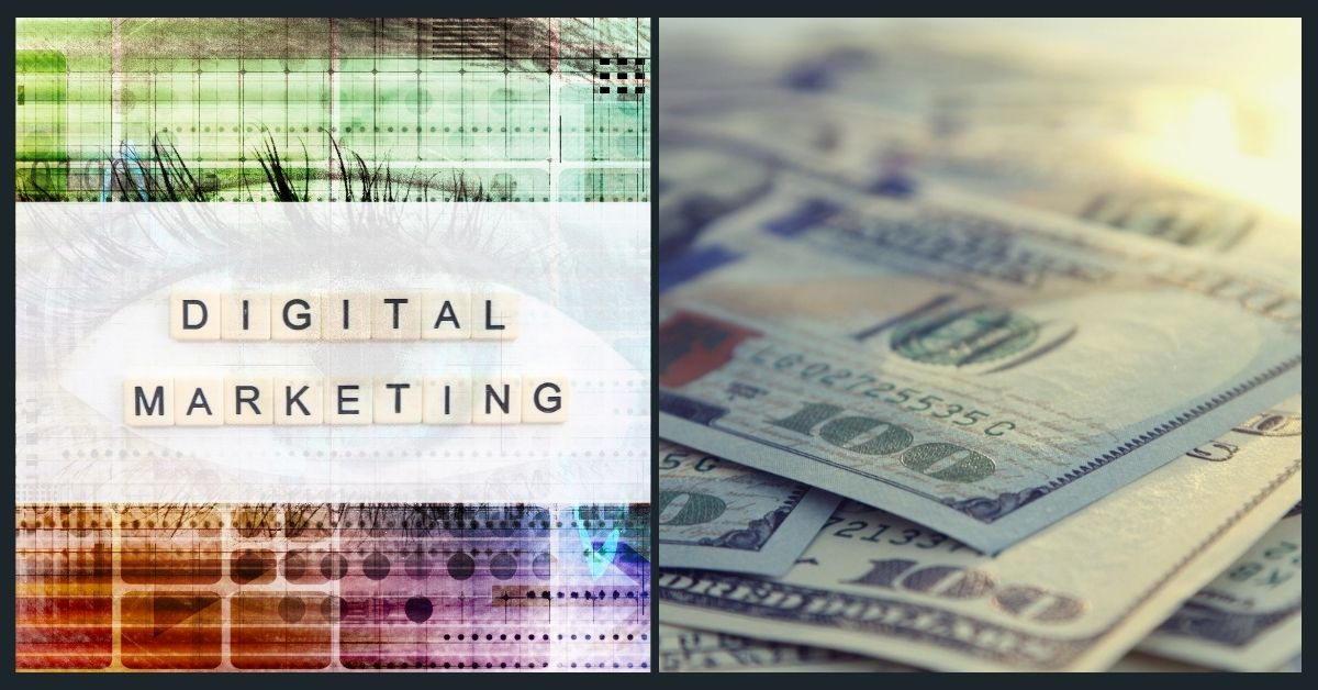 Image of How Much Can I Make as a Digital Marketer   Digital Marketing Salary   From Natfluence Article   Cover Image