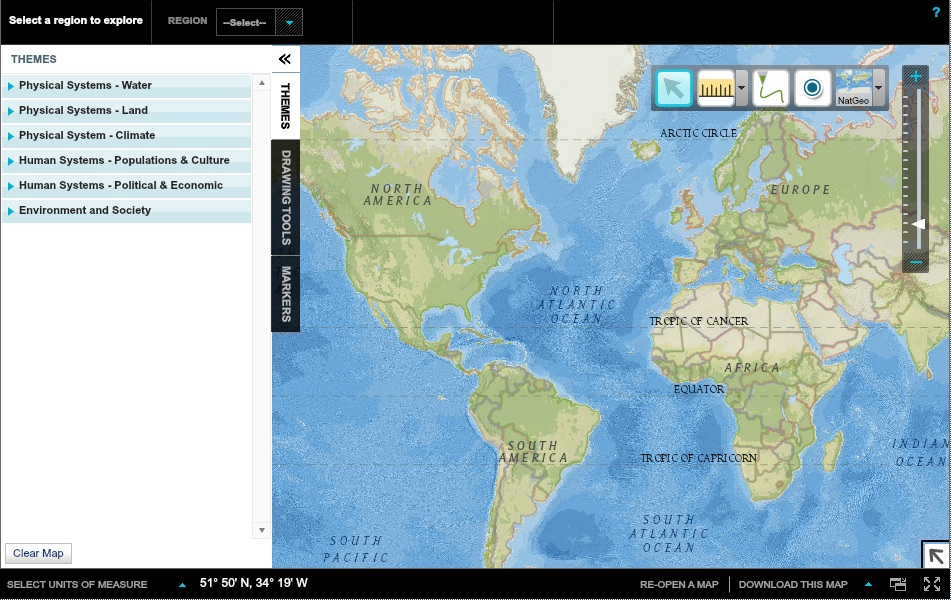 mapping monday mapmaker interactive