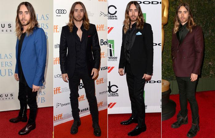 4 tipos de meninos (looks) : despojados , discretos, rocker e desencanados . (6/6)