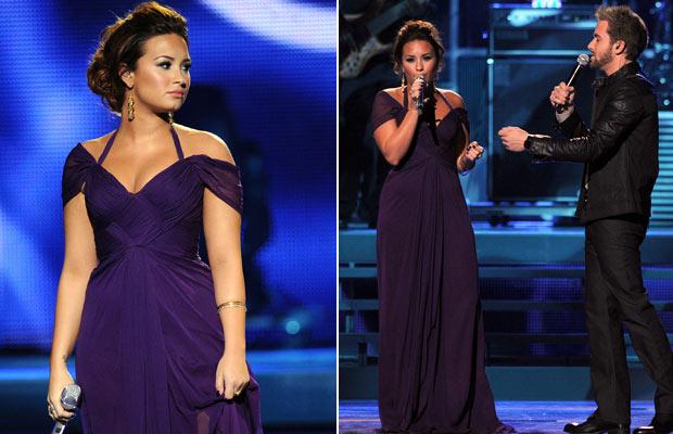 Inspiração da semana - Demi Lovato - Looks Eventos (2/6)
