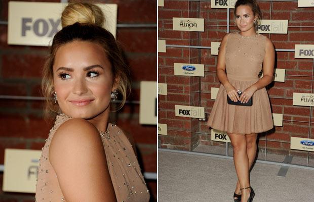 Inspiração da semana - Demi Lovato - Looks Eventos (3/6)