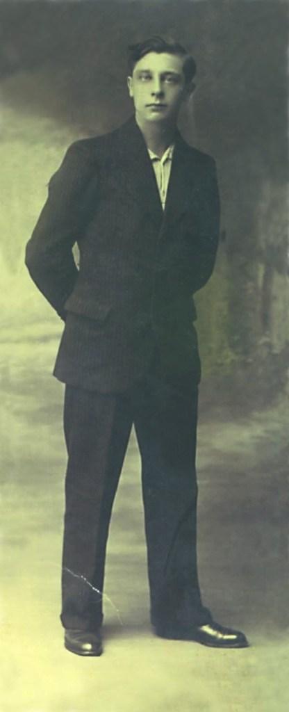 Papi portrait