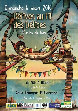 affiche 2016 salon livre Rives