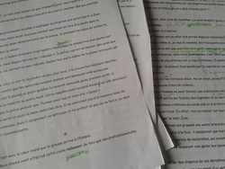 corrections manuscrit kassandra