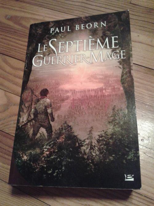 couverture du Septième Guerrier-Mage