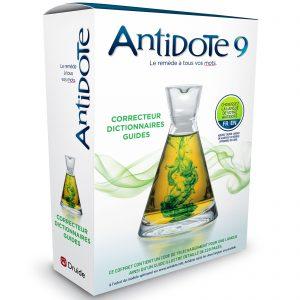 utiliser Antidote