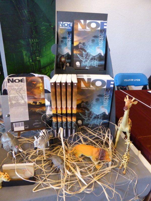 stand attractif - Noé