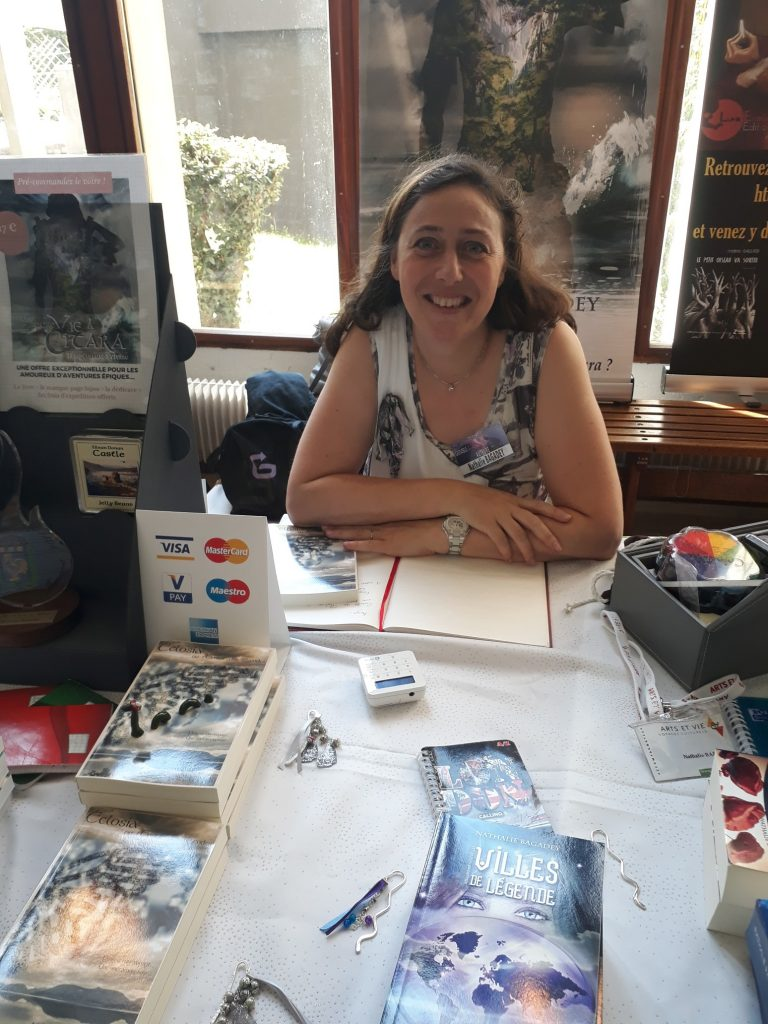 Convention Nationale SF 2017 - Nathalie Bagadey