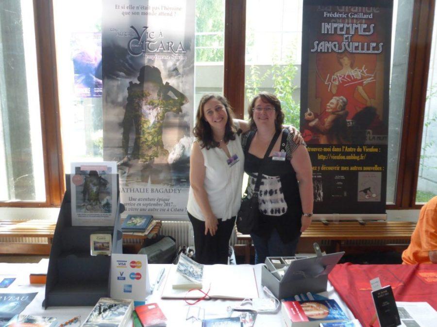 Convention Nationale SF 2017 - Agathe Tournois