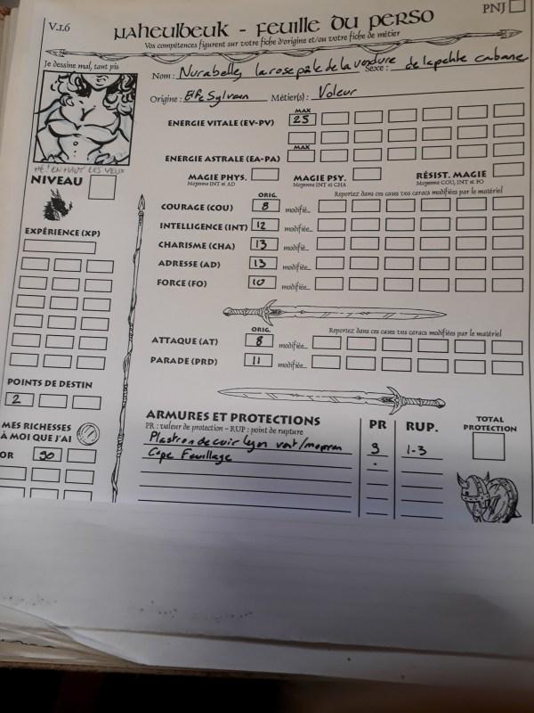 Fantasy en Beaujolais 2018