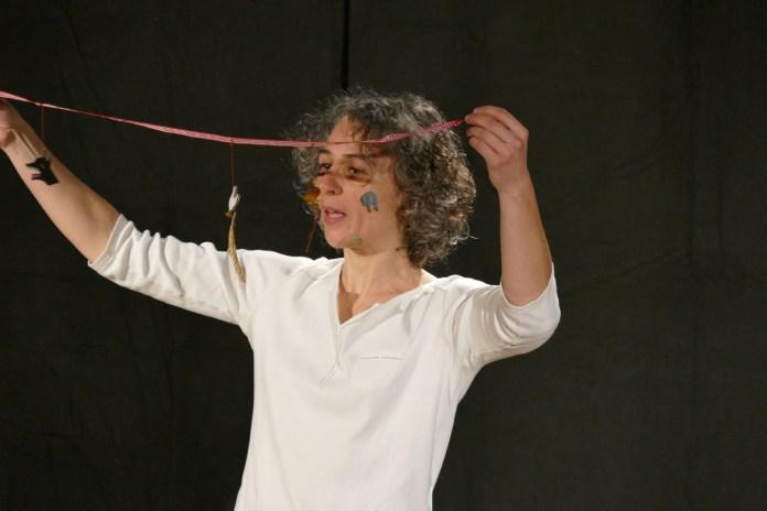 Nathalie Bondoux Contes du vent d'hiver Centre Culturel Perenn