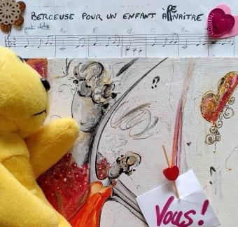 chant prénatal Nathalie Chappé