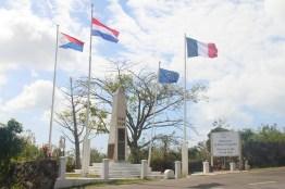 frontière sur Saint-Martin