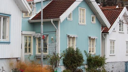 Göteborg sur le retour…4 novembre 2012