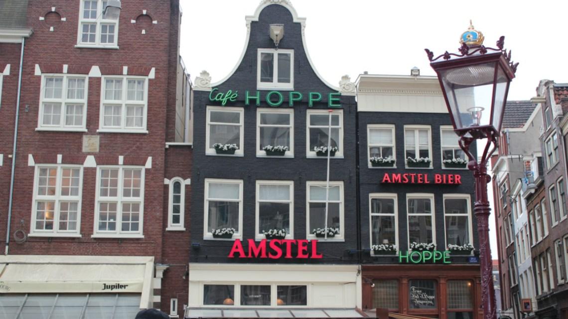 Ballade sur les canaux d'Amsterdam…4 mai 2012