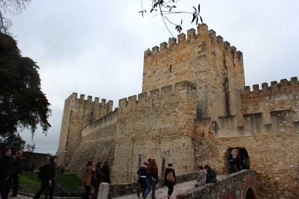 Castelo Saõ Jorge