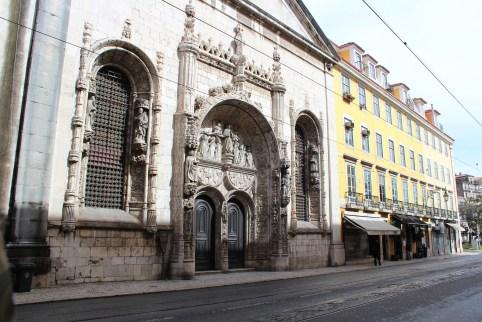 Portal de Nueva Senhora do Conceiçao Velha