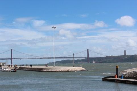 Le Pont du 25 Avril