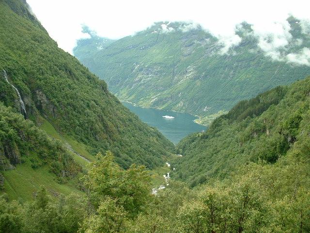 Magnifiques fjords
