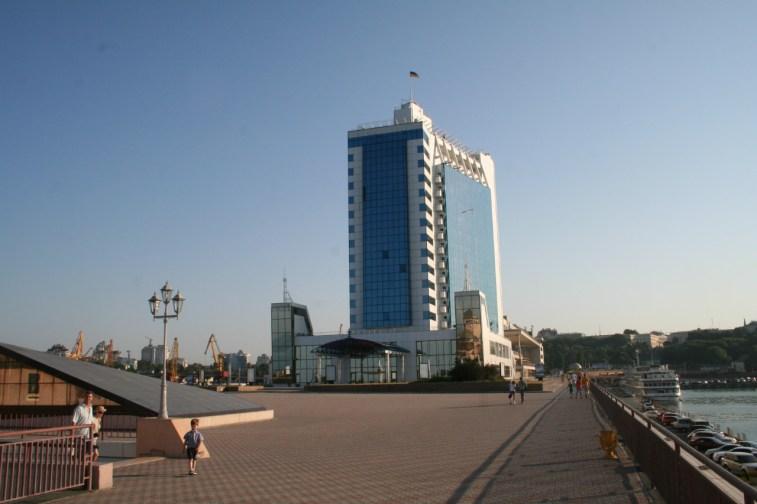 Notre hotel à Odessa