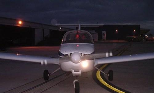 Vol de nuit: la qualif en poche