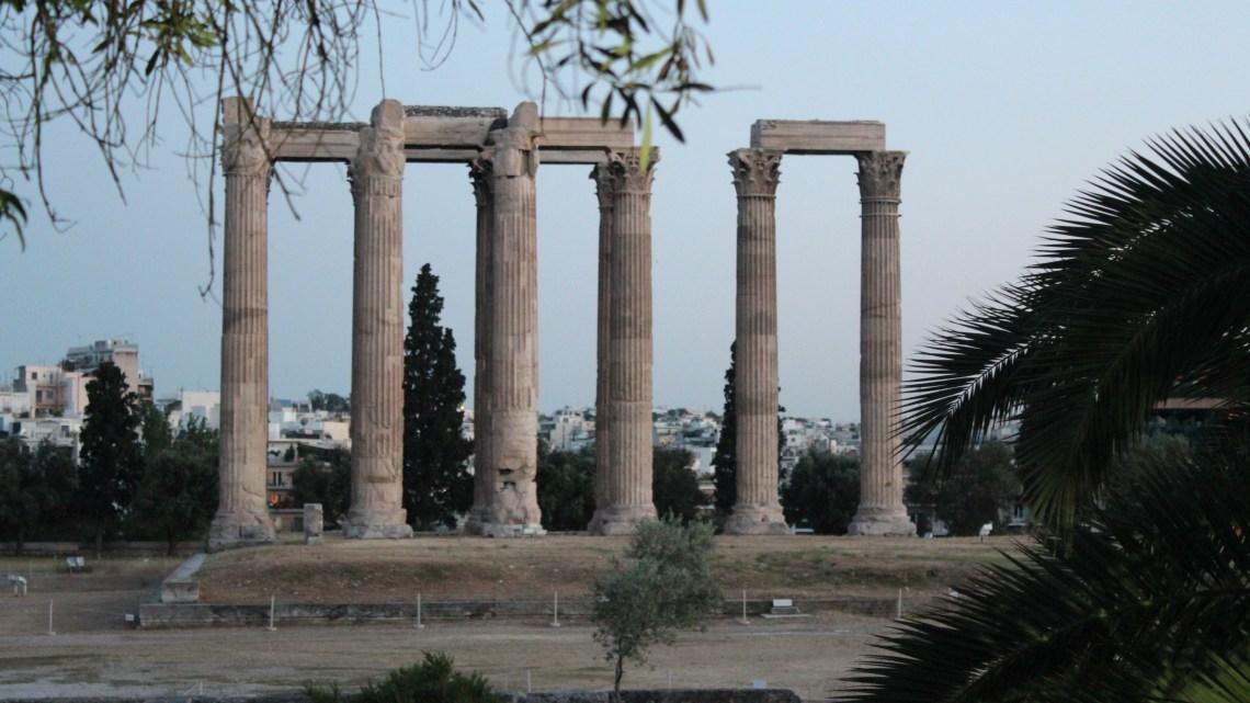 Notre soirée à Athènes…1er mai 2013