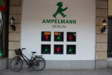 Ampelman, une légende de Berlin