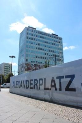 une des plus grandes places de Berlin