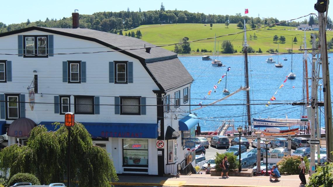 La «Lighthouse route», Nova Scotia…25.08.2013