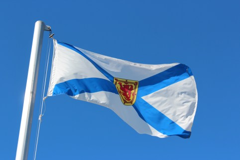 drapeau de Nova Scotia