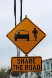 partagez la route