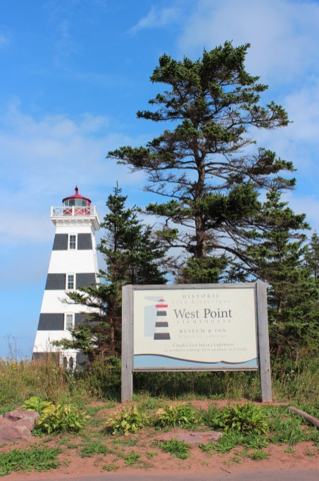 West point (PEI) lighthouse