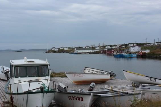 village de pêcheurs uniquement