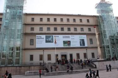 Le Musée de la Reina Sofia