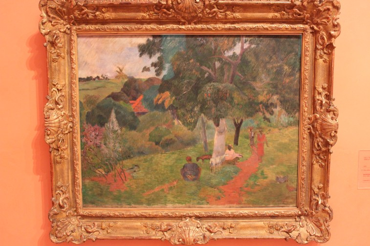 Gauguin 1887