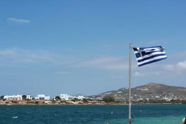 beaucoup de vent à Antiparos