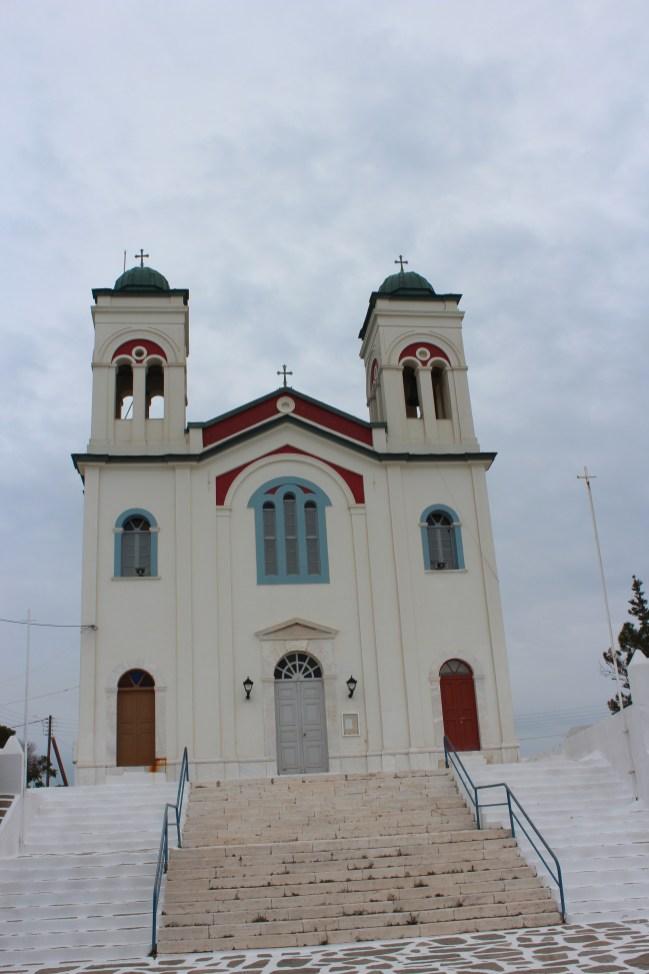 l'église de Naoussa