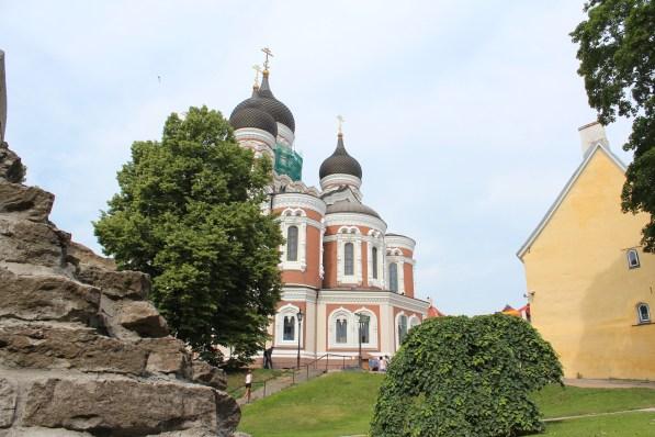 La Cathédrale Alexandre Nevski