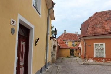 ruelles de la vieille ville