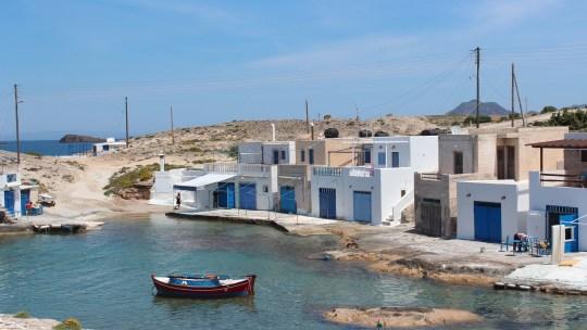 Milos, la 8ème de nos Cyclades…13/14.05.15